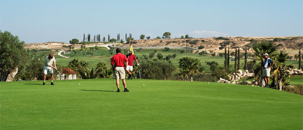 Golf La Marquesa Ciudad Quesada Spain