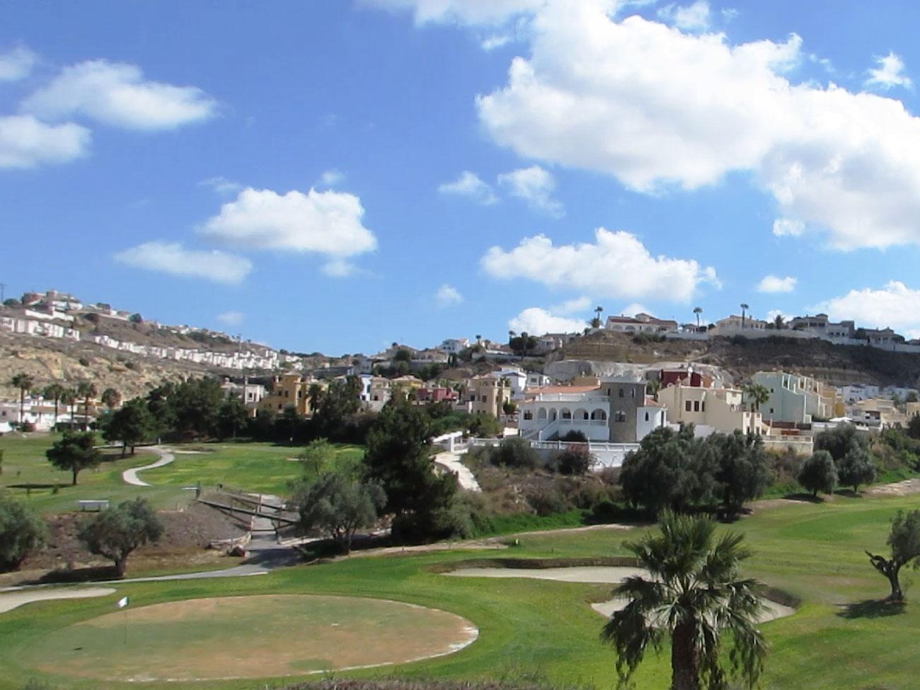 Golf-LaMarquesa
