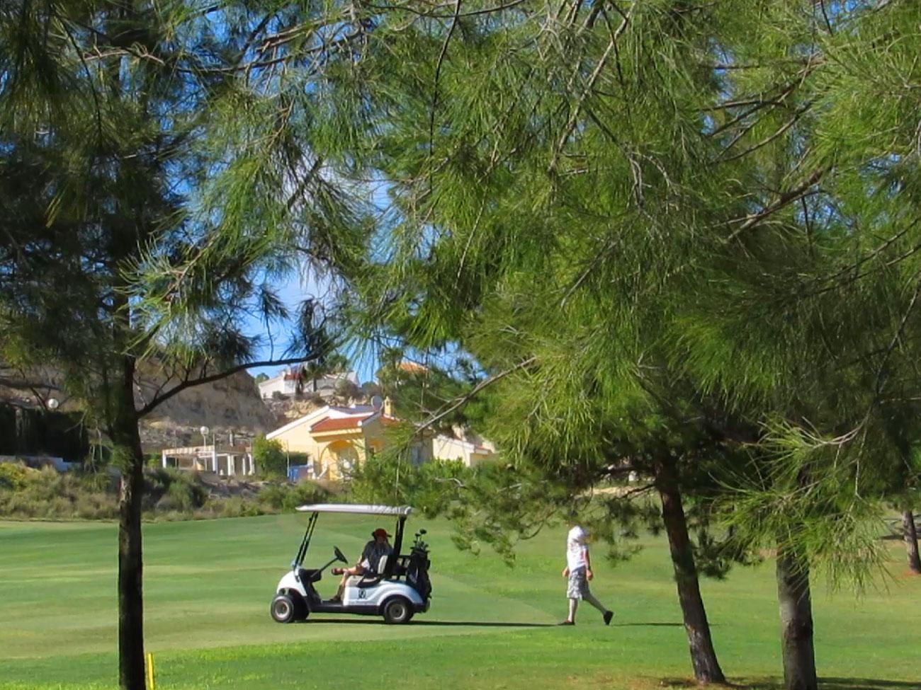 Jugador-Golf