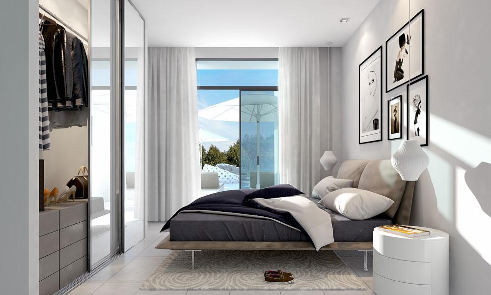 Opalo-bedroom