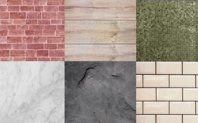 Ideas for materials for the walls of your house