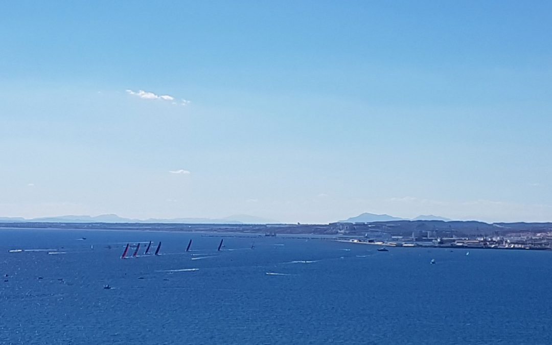 This Sunday starts from Alicante the Volvo Ocean Race around the world