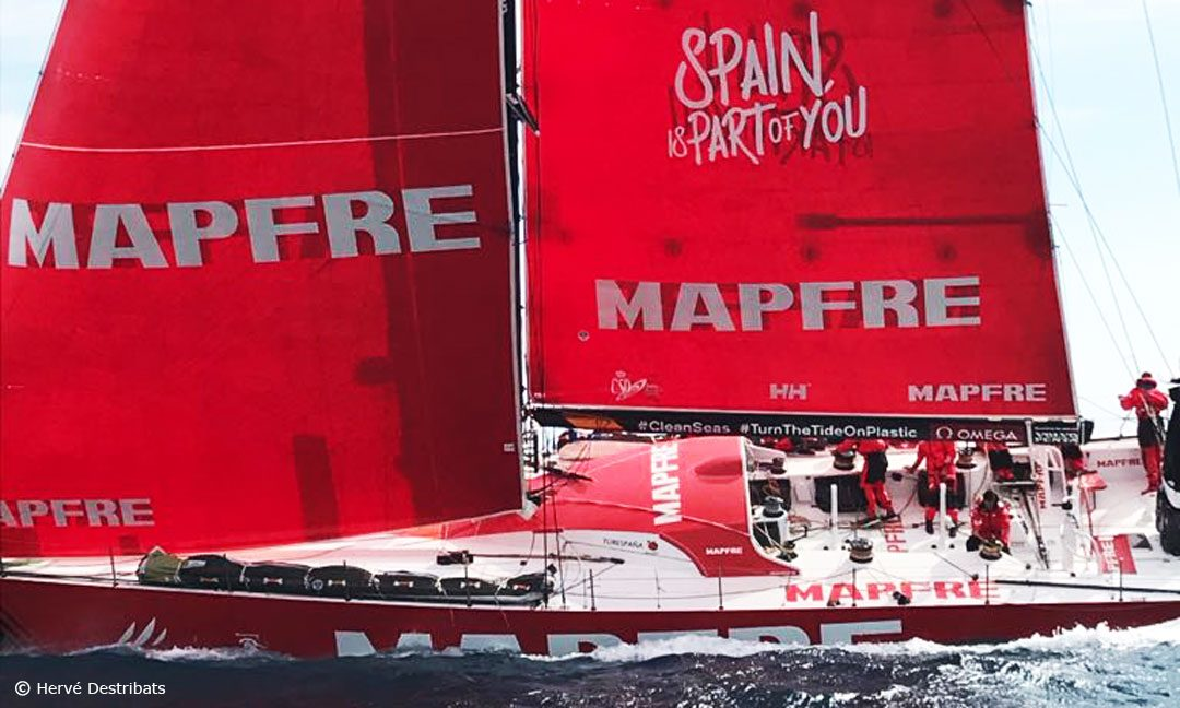 Discover the departure from Alicante of the best Volvo Ocean Race in history